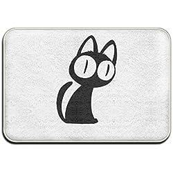 Cool Welcome Mat Ainme Cat Door rnMats Antiskid