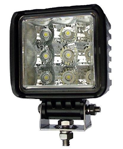 Kaper II L16-0083 Black LED Work Light by Kaper II