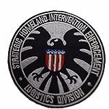 Marvel Comics Agents of Shield Logistics Division Patch