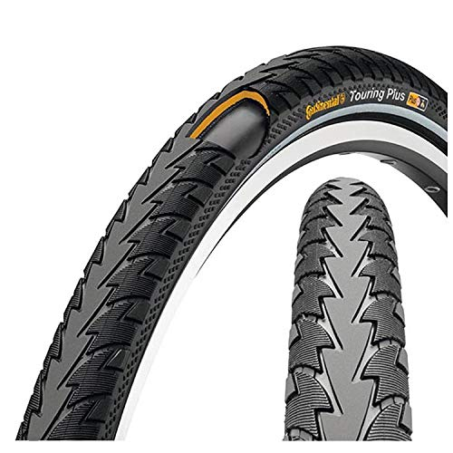 Highway 2 Pack of 2 Continental Touring Plus Tire 700x32 Black Reflex