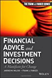 Financial Advice and Investment Decisions, Hamill Kenny and Frank J. Fabozzi, 0470647124