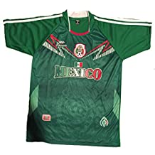 Men Mexico Jersey Soccer/Football Futbol