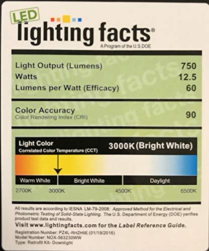 Nora Lighting Led Retrofit in US - 1