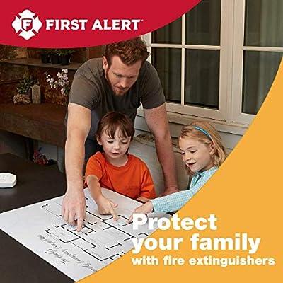 First Alert Fire Extinguisher