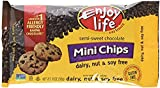 3 pack - Enjoy Life Semi Sweet Chocolate Chips; Dairy, Nut, & Soy Free; 10 oz Ea Bag