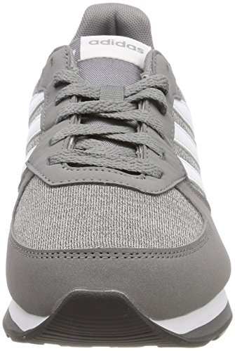 Chaussures Orange de Gymnastique Multicolore Mixte adidas Ftwr K Grey F17 res 8k Three Hi White S18 Enfant ZtEtqBw