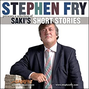 Stephen Fry Presents...A Selection of Short Stories Audiobook