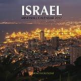 Israel Mini Wall Calendar 2017: 16 Month Calendar