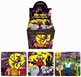 Henbrandt 12 Spooky Jigsaw Puzzles Halloween Trick or Treat Party bag Fillers
