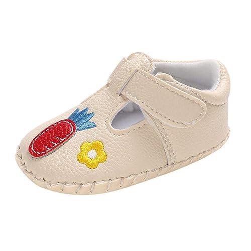 Sandalias de Vestir, ❤ Zolimx Bebé Recién Nacido Niñas Suela ...