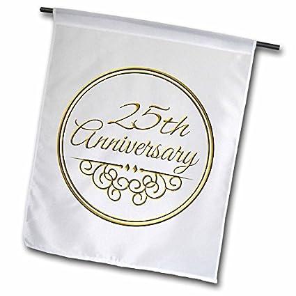 amazon com unique 25th anniversary gift gold text for celebrating