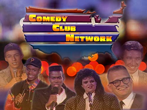 Comedy Club Network on Amazon Prime Video UK