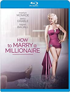 How To Marry A Millionaire [Blu-ray]
