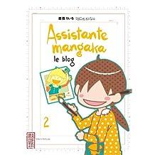 Assistante Mangaka le blog 02