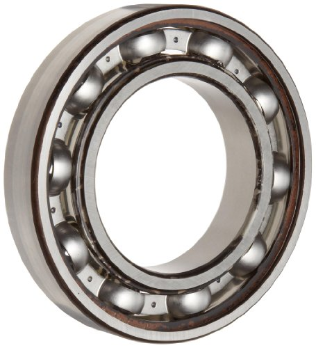 Timken 206K Ball Bearing, Open, No Snap Ring, Metric, 30 mm ID, 62 mm OD, 16 mm Width, Max RPM, 2550 lbs Static Load Capacity, 5000 lbs Dynamic Load Capacity