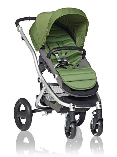 Britax Affinity Stroller - Silver Cactus Green