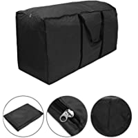 Younar Waterproof Patio Furniture Cushion Storage Bag Super Big Capacity Rectangle Seat Protector Cover