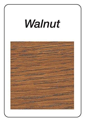 Rustins ESTE250 Satin Outdoor Wood Stain, 250 ml, Teak