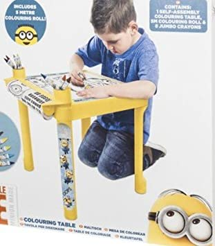Great Gift For Kids ! Colouring Creative Drawing Painting Art Table ...