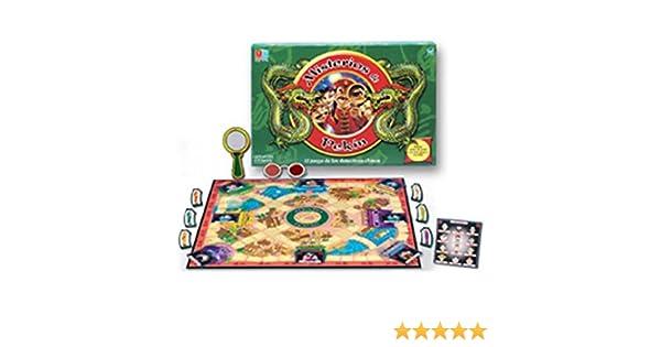 Hasbro Misterios De Pekin: Amazon.es: Juguetes y juegos