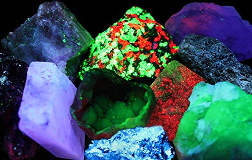How to find the best fluorescent minerals for 2019?