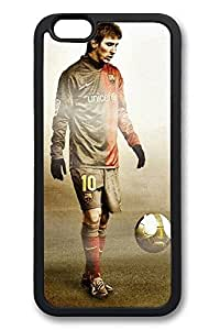 6 Case, iPhone 6 Case Lionel Messi Fc Barcelona Grunge Texture Ideas TPU Silicone Gel Back Cover Skin Soft Bumper Case Cover for Apple iPhone 6Maris's Diary