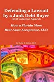 Defending a Lawsuit by a Junk Debt Buyer (Debt Collection Agency), Sheila R., Sheila Munoz, Ed.D., 1475214960