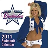 Dallas Cowboys Cheerleaders 2011 Desk Calendar