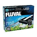 Fluval Nano Aqualife and Plant Led Lamp-8, W-14cm X 15.5cm (5.5-Inch X 6-Inch In)