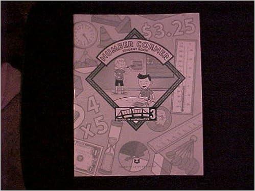 Bridges In Mathematics Grade 3 Number Corner Student Book