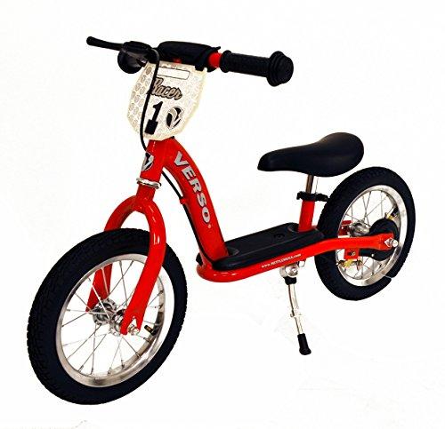Kettler Steel Tricycle (Verso by Kettler Racer Balance Bike, 12