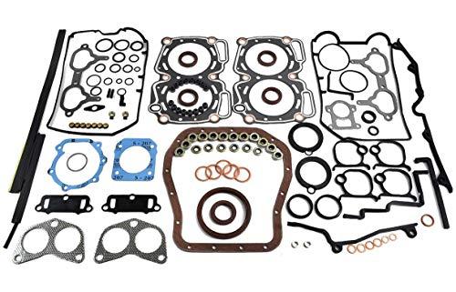 (ITM Engine Components 09-01329 Engine Full Gasket Set)
