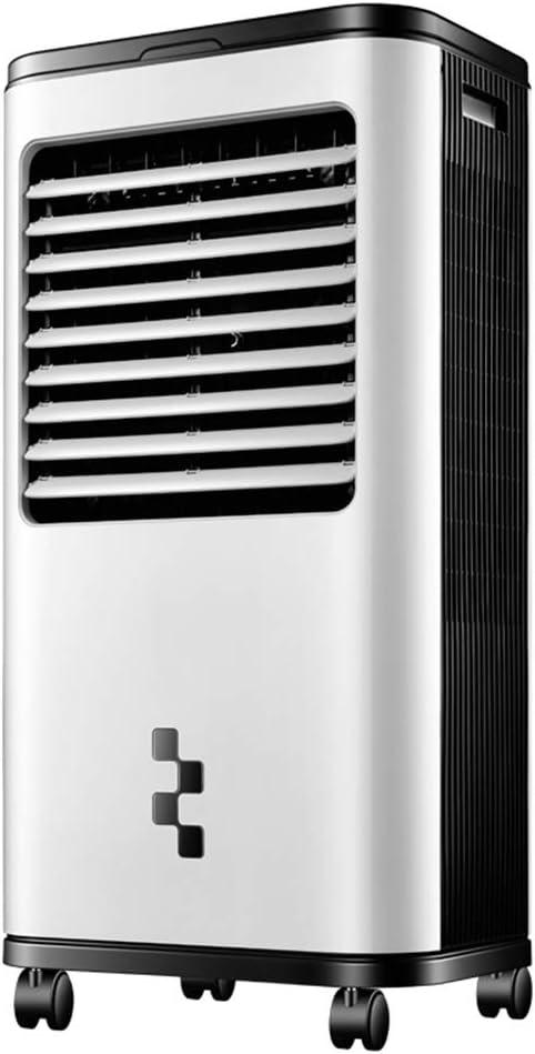 JIAYUAN Aires acondicionados móviles Enfriador de aire, Enfriador de aire por evaporación portátil con humidificador de ventilador Sin aspas Ventilador eléctrico silencioso con control remoto para dor: Amazon.es: Hogar