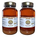 Coleus Tincture, Coleus (Coleus Forskohlii) Dried Root Liquid Extrac Herbal Dietary Supplement 2x32 oz