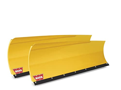 "WARN 80954 ProVantage 54"" Tapered Plow Blade"
