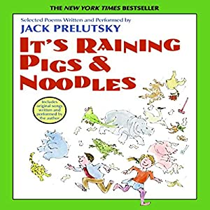 It's Raining Pigs and Noodles Audiobook