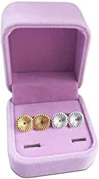 Floral /& Bullet Style 6 Pairs of Adjustable Hypoallergenic Earring Secure Backs Lifts-Easy to Use MOFEINI Earring Lifters Perfect for Droopy Ears