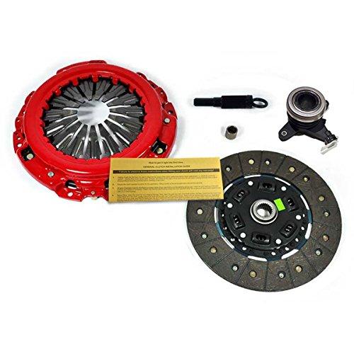 EFT SPORT 2 SPORT HD CLUTCH KIT & SLAVE CYL for 07-17 350Z 370Z G35 G37 NISMO - Kit Nissan Clutch Pressure