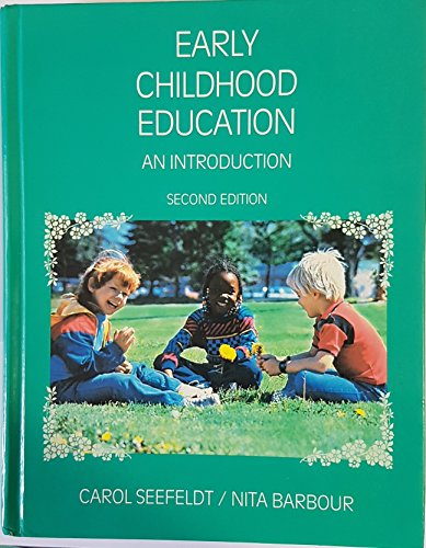 Download Early Childhood Education: An Introduction book pdf