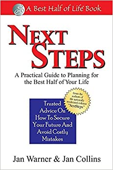 Book Next Steps: A Practical Guide to Planning for the Best Half of Your Life (Best Half of Life) by Jan Collins (2009-08-01)