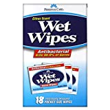 PERSONAL CARE PRODUCTS Citrus Wet Wipes, 0.23 Pound
