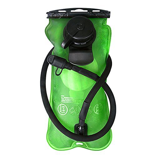 Hydration-BladderZealite-3L100Oz-Water-Reservior-Heavy-Duty-Military-Class-Outdoor-Bladder-With-Wide-Opening-For-Biking-Climbing-Hiking