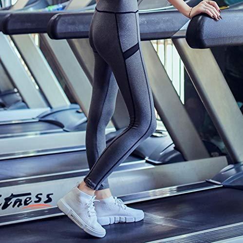 Rond Fille À Mesh Chaussures Sneaker Basket Chaussures Décontractées Femmes Chaussures Lacets De BaZhaHei Bout Respirant Blanc Respirant Course df5IqxYYw
