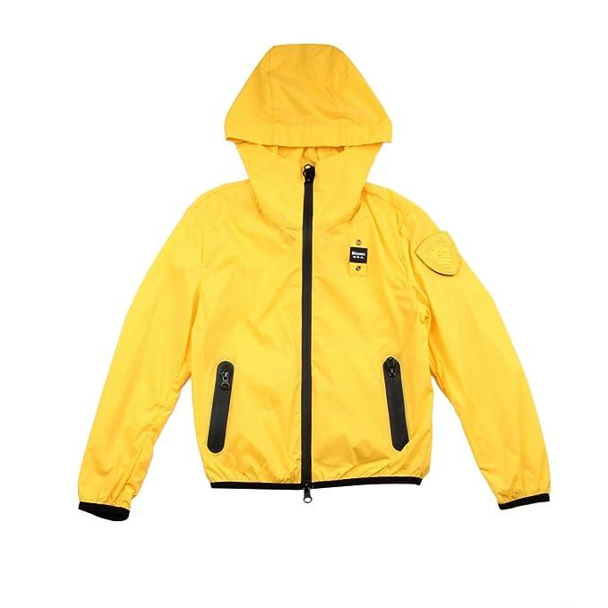 comprare popolare 042ab 95a99 Blauer Junior Giubbotto Bambino Kids Boy MOD. BLKC04283 08 ...