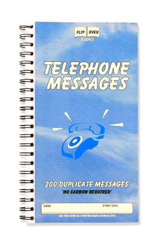 Pukka Pad Duplicate Ncr Telephone Message Wirebound Books 200 Messages