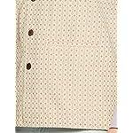 Indus Route by Pantaloons Men's Cotton Waist Coat
