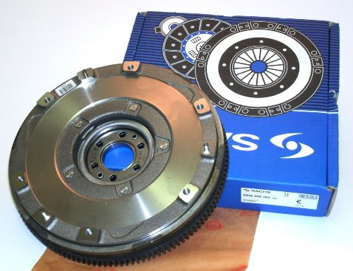 OEM MINI (R55 R56) DUAL MASS FLYWHEEL 228mm (Cooper S, Club) - SACHS 21207575069
