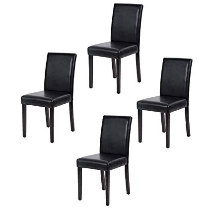 Amazoncom Fdw Dining Chairs Dining Room Chairs Parsons Chair