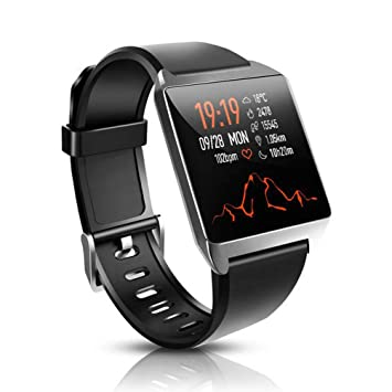 Amazon.com: VO376 Smartwatch Android iOS Bluetooth Smart ...