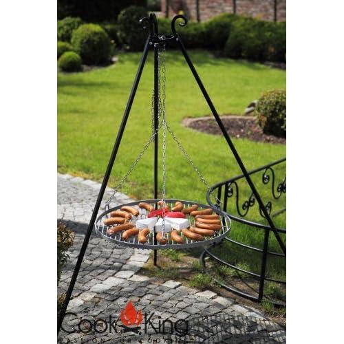 CookKing Schwenkgrill - 70cm - Stahl